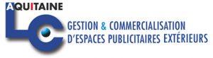 Aquitaine LC Logo - Espaces publicitaires extérieurs